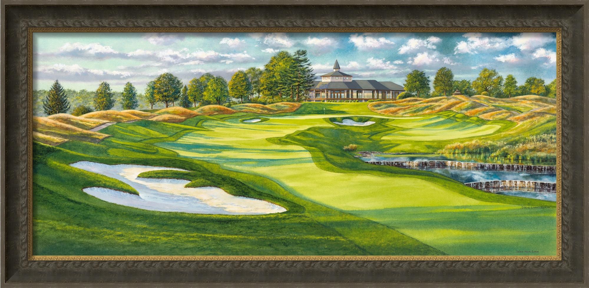 Valhalla Golf Club 13t...